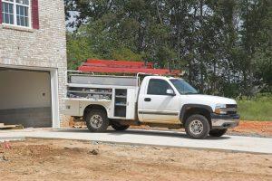 contractor trucks