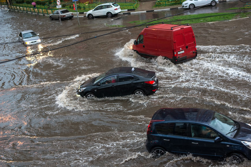 Why Flooded Roads Are More Dangerous Than They Appear