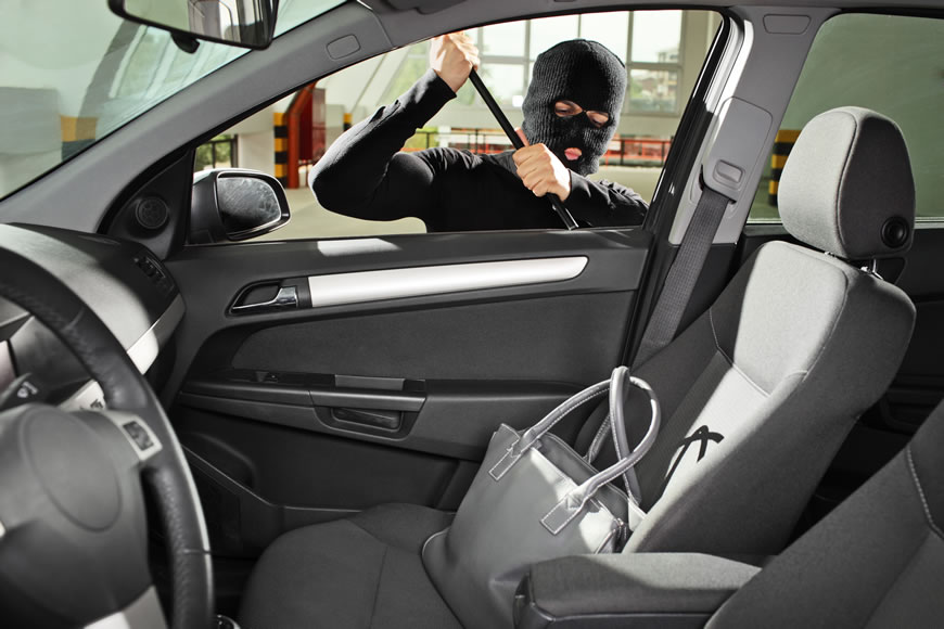 The Top Seven Ways to Prevent Auto-Theft