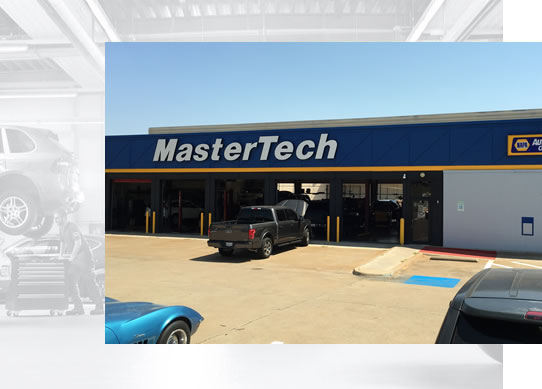 About Mastertech Auto Care Plano